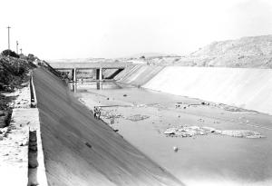 Nangal Hydel Canal 1952